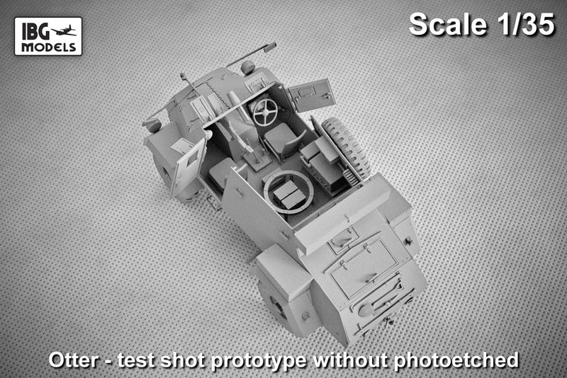 general motors canada otter light reconnaissance car ibg