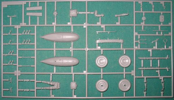 Focke wulf 190 D9 revell 1:32: Revell_Fw-190D9_07