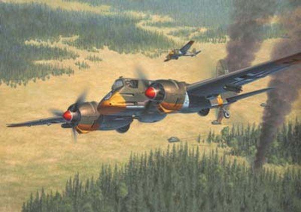 henschel hs 129 b - revell  48