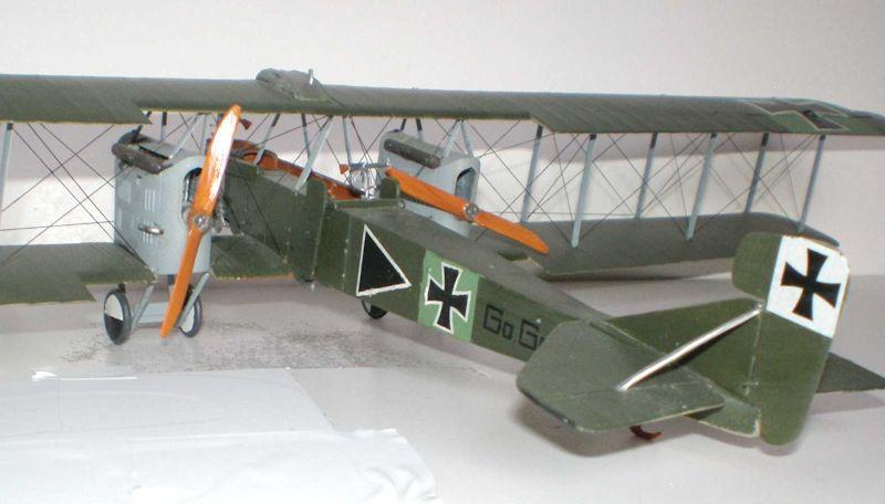 Neu Roden 002-1:72 Gotha G.II-G.III