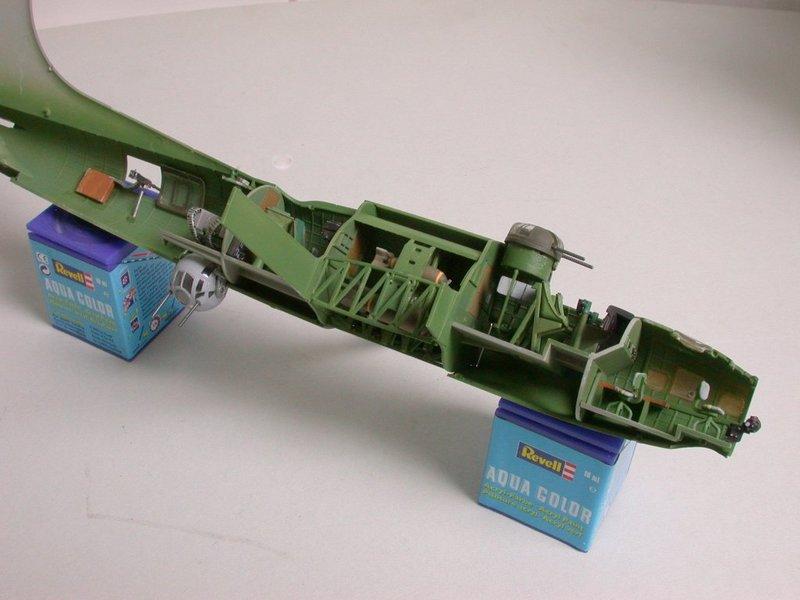 Airfix   B G Build
